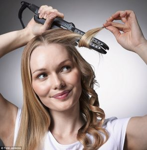Hair Straightener for Curls